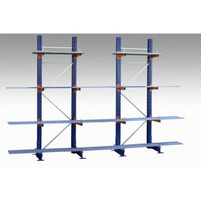 Rayonnage industriel stockage cantilever vertical